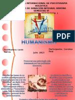 Presentación Psicología I