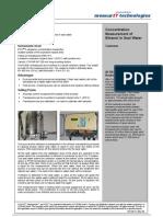 MeasurIT Flexim PIOX S Project ALTIA 0906