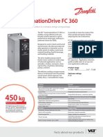 FC360 Product Fact Sheet