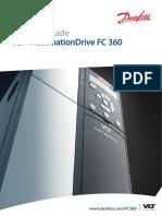 Vlt Automation Drive Fc 360 PDF