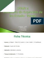 (STAXI 2) Inventario de Expresión de Ira Estado- Rasgo