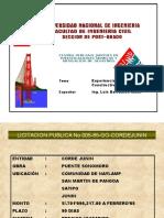 Seminario de Puentes Para El Cismid