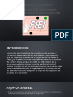 Diapositivas Juntas COSTOS