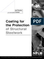 GP - Coating for Protection Steelwork