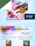Evolucion Del Arte Futuro Presentacion