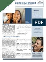 Psicopatologia de La Afectividad. 2016pdf