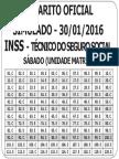 GABARITO - INSS - MATRIZ - SÁBADO - INTEGRAL.pdf