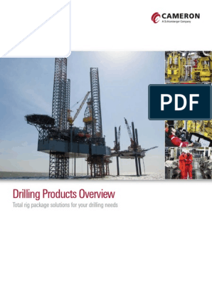 drilling-products-overview-catalog pdf | Valve | Drilling Rig