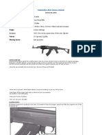 owner manual AK 47.docx