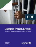 UNICEF Justicia Penal Juvenil 2014