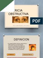 ICTERICIA-OBSTRUCTIVA