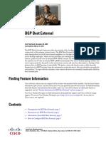 BGP Best External