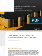 B1 - Overlay Virtual Networking and SDDC