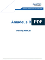 Amadeus Reservation and Ticketing