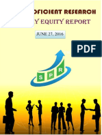 Daily Equity Report- Sai Proficient