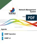 Network Management System_Module 2