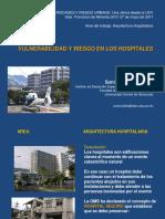 i9 Vulnerabilidad y Riesgos Hospitales s Bello Ucv