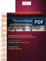 Lenguaje Musical e