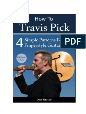 How to Travis Pick | String Instruments | Bass Guitar