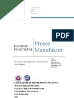 Tatib Proses Manufaktur 2014 20151