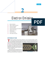 Ch-02 Electron Emission