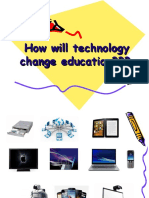 How Will Technology Change Education