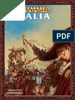 Estalia Army book