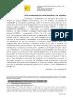 Certifica Documento