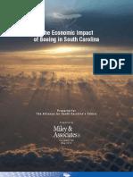 Economic Impact of Boeing
