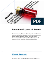 Understanding Anemia & Its Types