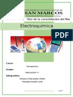 electroquimica fisicoquimica