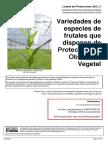 Listado Protecciones TOV_2016_3