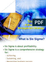 1Six Sigma Intro