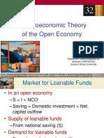 Chapter 32_Macroeconomics of the Open Economy