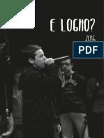 Revista É Logho 2016