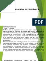 Presentación PLANIFICACION ESTRATEGICA