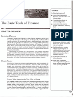 Basic Tools of Finance