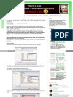 Program Java Input Lihat Dan Cari