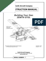 7-701 Construction Manual Intro