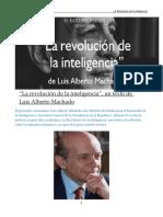 Machado, Luis Alberto - La Revolución de La Inteligencia-Ronald