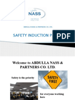 Anp Safety Induction program