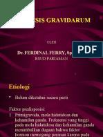 Hiperemesis Gravidarum i