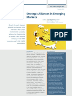 Strategic Alliances in Emerging Markets - December 2009