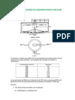 Ejemplo de Diseño de Sedimentador Secundario (1)