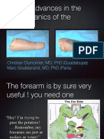 Recent Advances Biomechanics Forearm