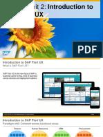 OpenSAP Fiux2 Week 01 Unit 02 IntroFiori Presentation