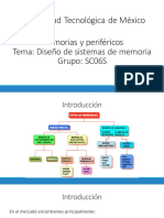 Diseño De Sistemas De Memoria