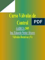 Curso Válvulas de Control