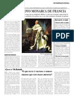 Luis XVI hacer periodismo para aprender historia