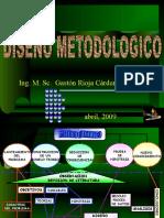 Diseño metodologico.ppt